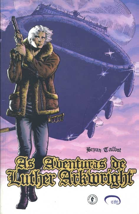 As Aventuras de Luther Arkwright
