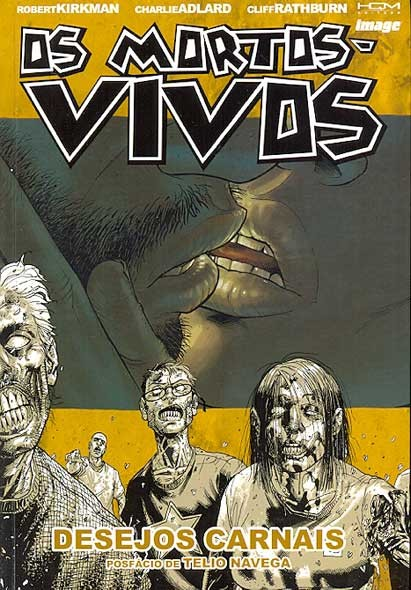 The Walking Dead - Os Mortos-Vivos(Produto Novo)