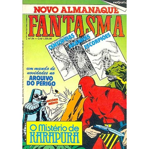 Almanaque do Fantasma 2 Série