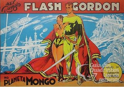 Flash Gordon Gigante