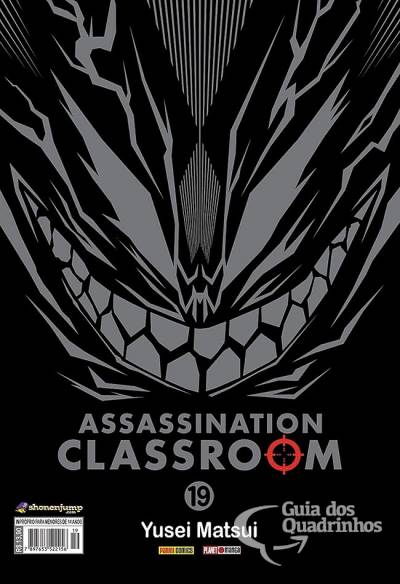 Assassination Classroom(Produto Novo)