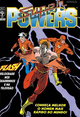 Super Powers - Flash